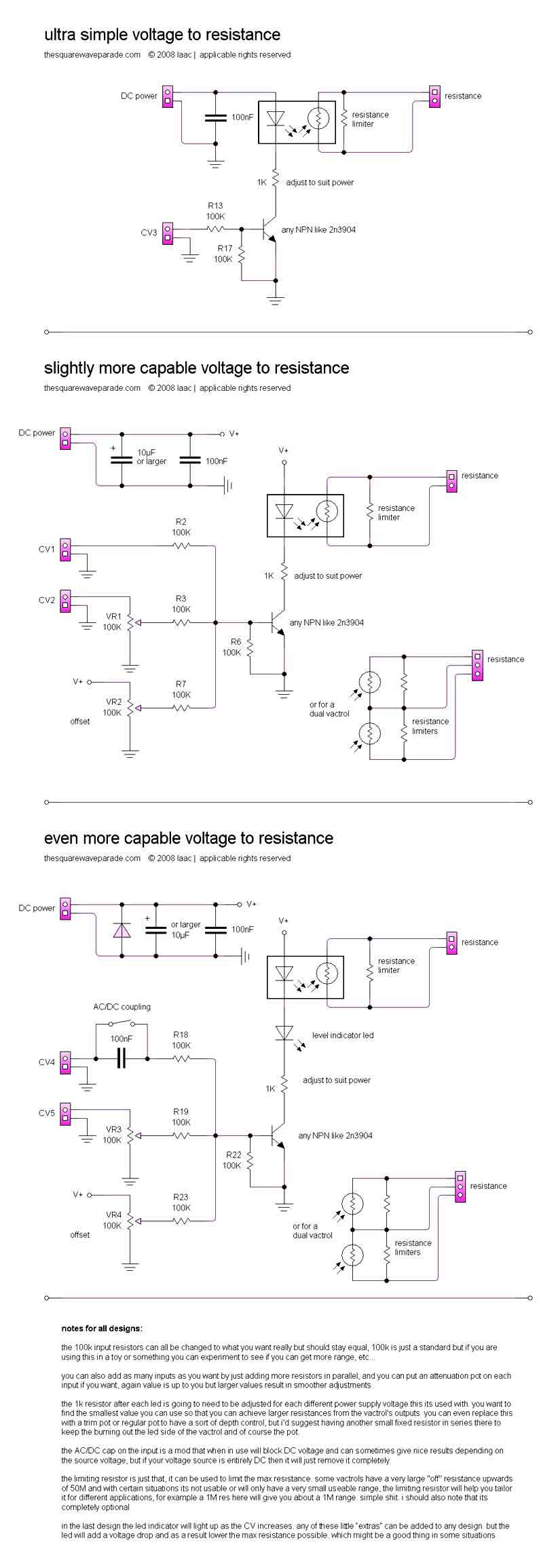 Full Text Of Synth Diy Mailing List Sine Wave Vfc To Use With Pll B2b Electronic Components